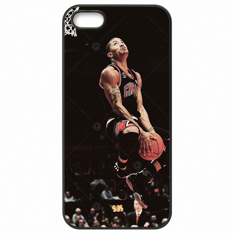 For Women For Galaxy J5 Prime Derrick Rose Basketball Star Sport Protective Phone Cover Bags