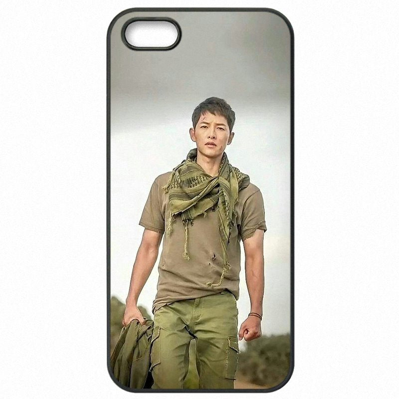 Future Descendants Of The Sun Song Joong Ki For LG Google Nexus5X Mobile Phone Fundas For Google Case