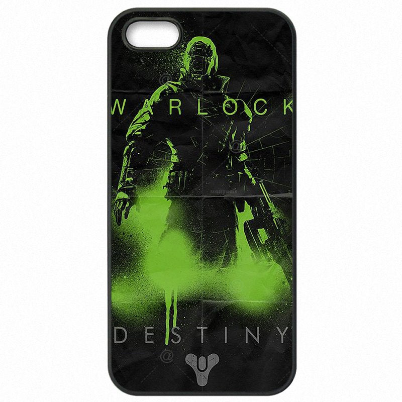 Colored For Samsung Galaxy On5 Destiny Shooting Game Tim Tebow Titan Hunter Print Plastic Phone Bags Case