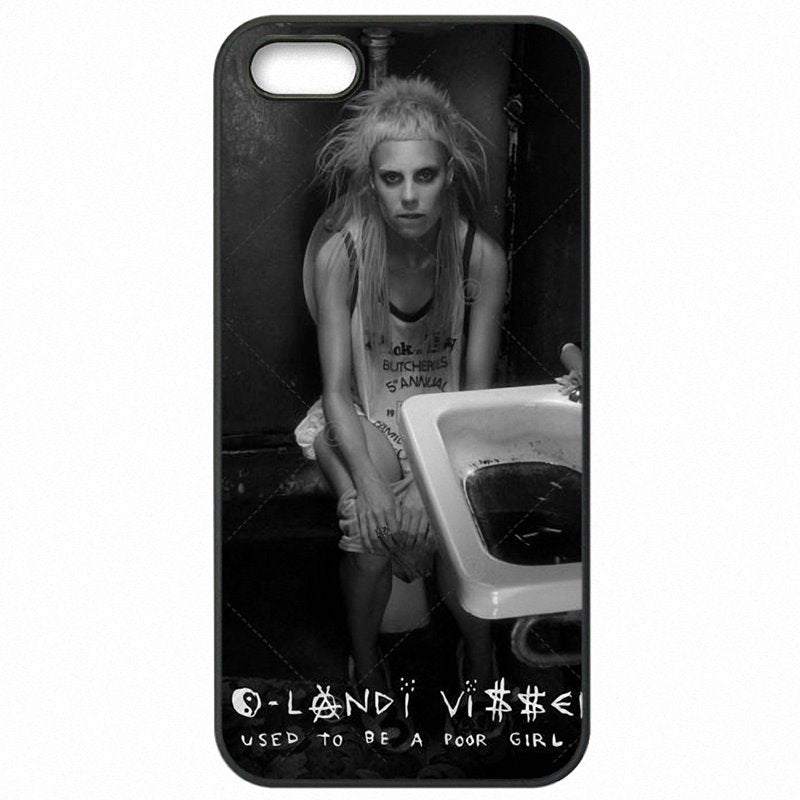 Hard Mobile Phone Bags For Sony Case Die Antwoord Yolandi Art Visser South Africa rap For Sony Xperia Z4 Mini European