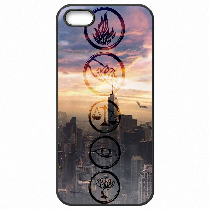 Prezzo For Sony Xperia Z3 Divergent Series Allegiant 2016 Movie Symbols poster Mobile Pouch Fundas