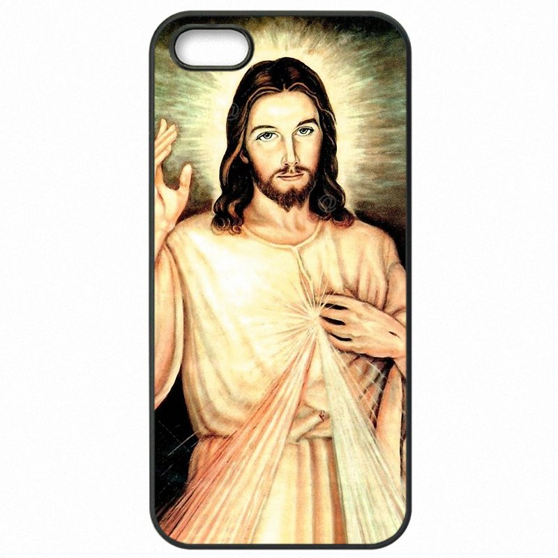 Mobile Pouch Shell For Huawei P8 Lite 2015 Divine Mercy Jesus Art Poster Greatest