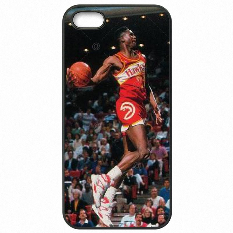 Protective Phone Shell Case Dominique Wilkins Slam dunk king basketball star For Huawei P8 Lite 5 inch Comfortable