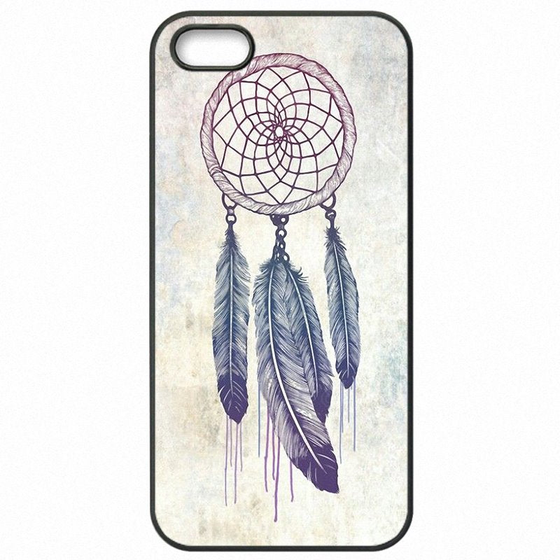 Hard Plastic Phone Cover Shell For Sony Xperia Z3 Dual Dreamcatcher Dream catcher Patterns Flower Coolest