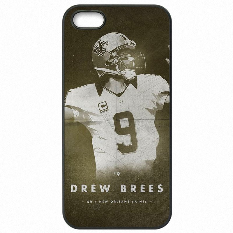 Arrival Drew Brees QB for the New Orleans Saints For LG Google Nexus 8 Protector Phone Case