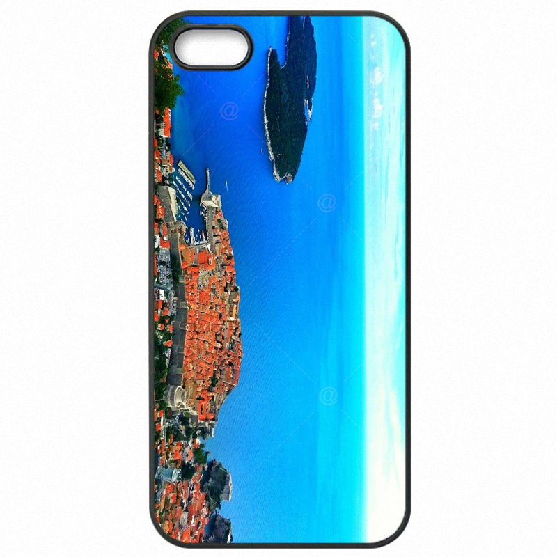 Best Sale For Huawei Honor 5C 5.2 inch Dubrovnik Croatia Beautiful City Accessories Phone Skin Case