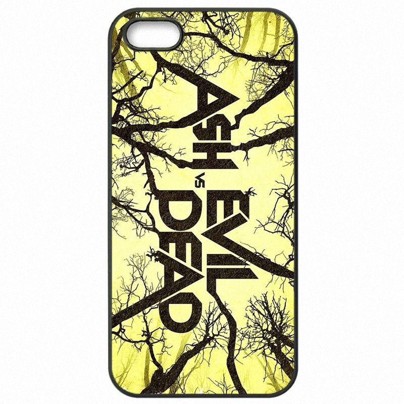 Hard Phone Cases Cover For Samsung Case Evil Dead logo zombies Resident Evi For Galaxy S7 Edge G935FD Lady