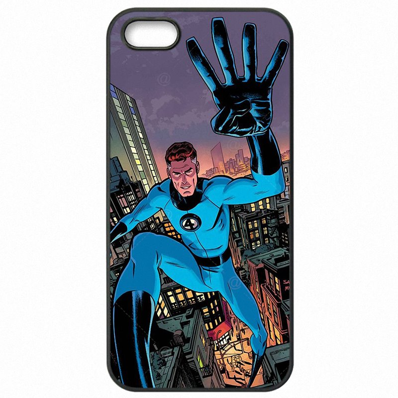 Mobile Pouch Shell For Galaxy J7 2015 J700M Fantastic Four Trivia and Fun Facts Marvel Comics Vol Serve Up