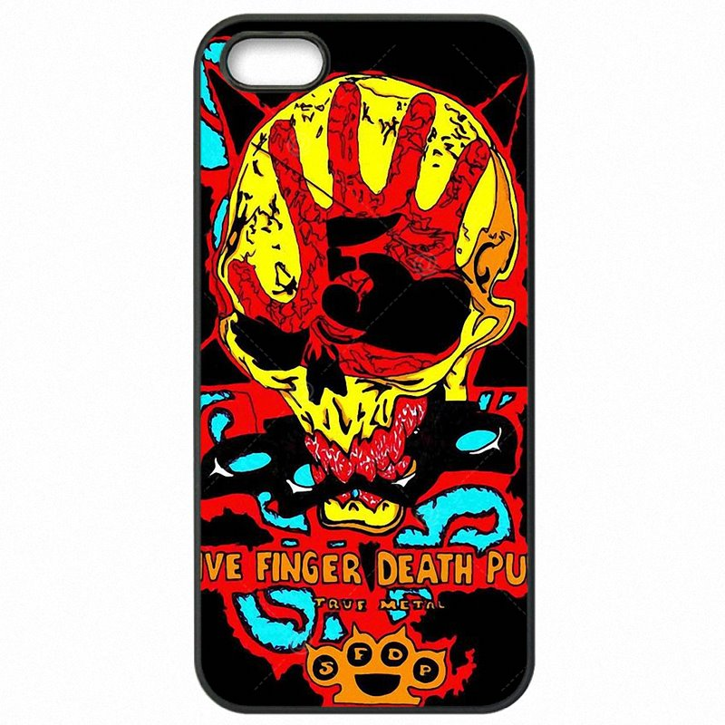 Women For Galaxy J1 J100DS Five Finger Death Punch Band Skull Poster Accessories Phone Cases