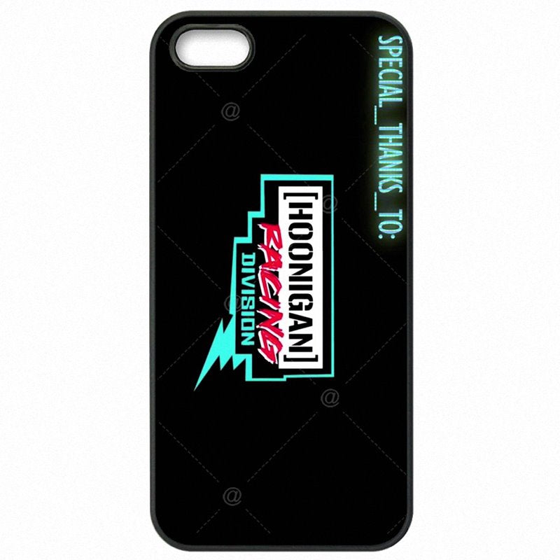 Hard Plastic Phone Covers For Galaxy A5 2017 A520S Hoonigan Ken Block Smiley DC Graffiti Sticky Bomb Large
