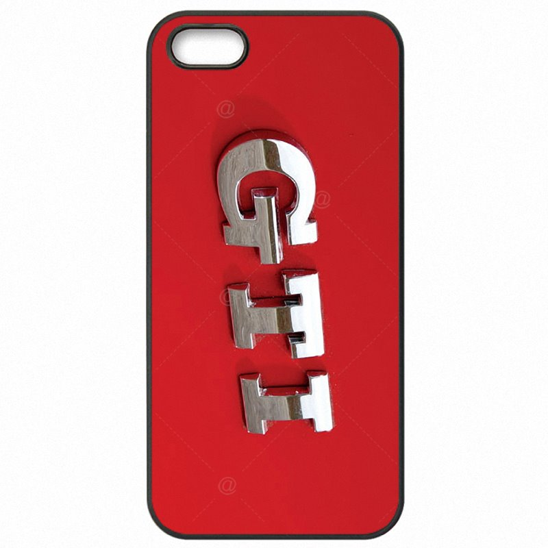 Type vw Volkswagen GTI Steering Logo For Galaxy A9 A910DS Hard Phone Case