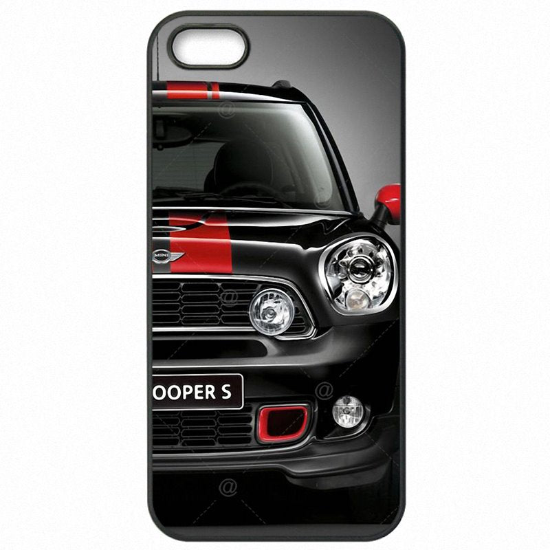 Mobile Phone Cover Shell For Galaxy S4 mini cooper jcw logo Poster Shop