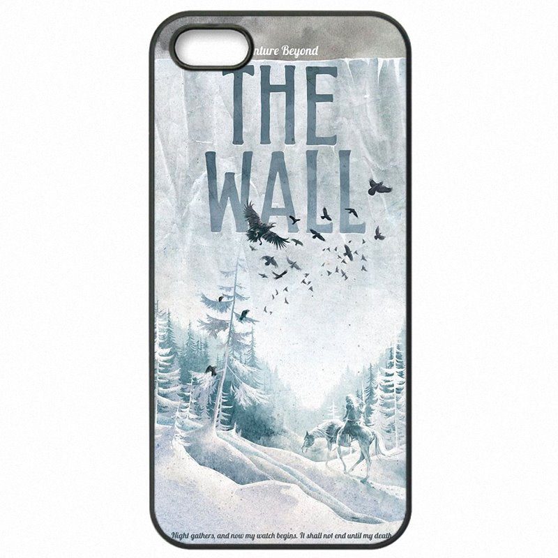 Protective Phone Coque For Galaxy S7 Edge G935P Games of Thrones GOT TV Show Poster House Stark Logo Cheapest