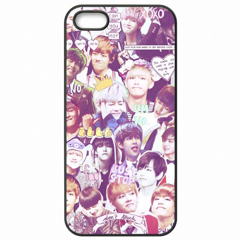 Come Low KPOP Bts bangtan boys collage Pattern For LG Google Nexus5X Mobile Phone Bags For Google Case