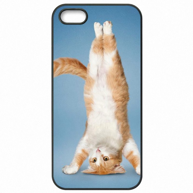 For Adults Design Popular Yoga Cats Style Art Print For HTC 801E 801S 801N  Hard Plastic Phone Bags Case