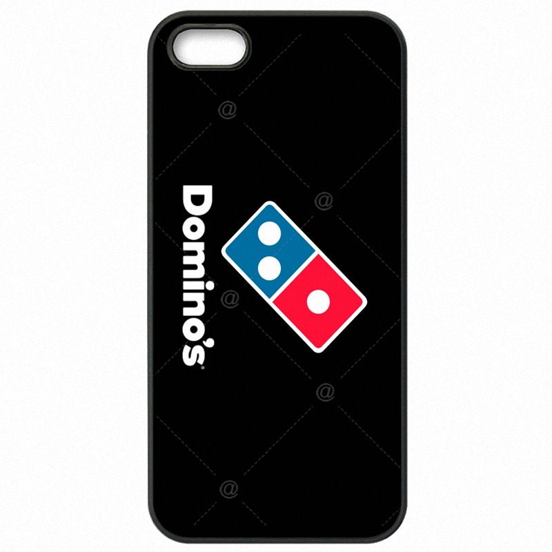 For HTC Case Hard Mobile Phone Case Capa Design Domino pizza logo Pattern For HTC One M9 Enfants