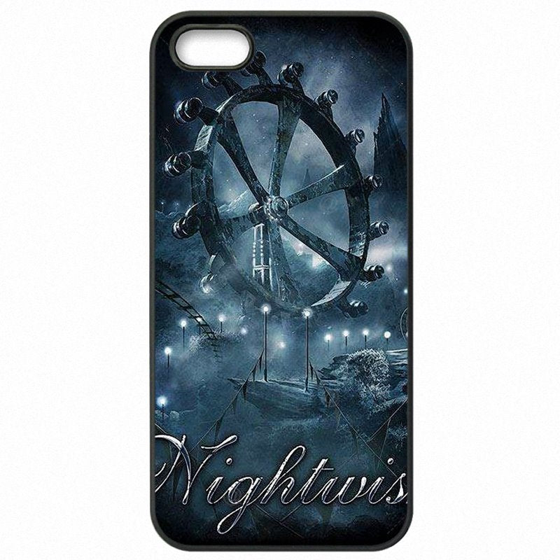 For HTC Case Protective Phone Skin Shell Nightwish Theater metal Music Band Poster For HTC 0PJA13 Large