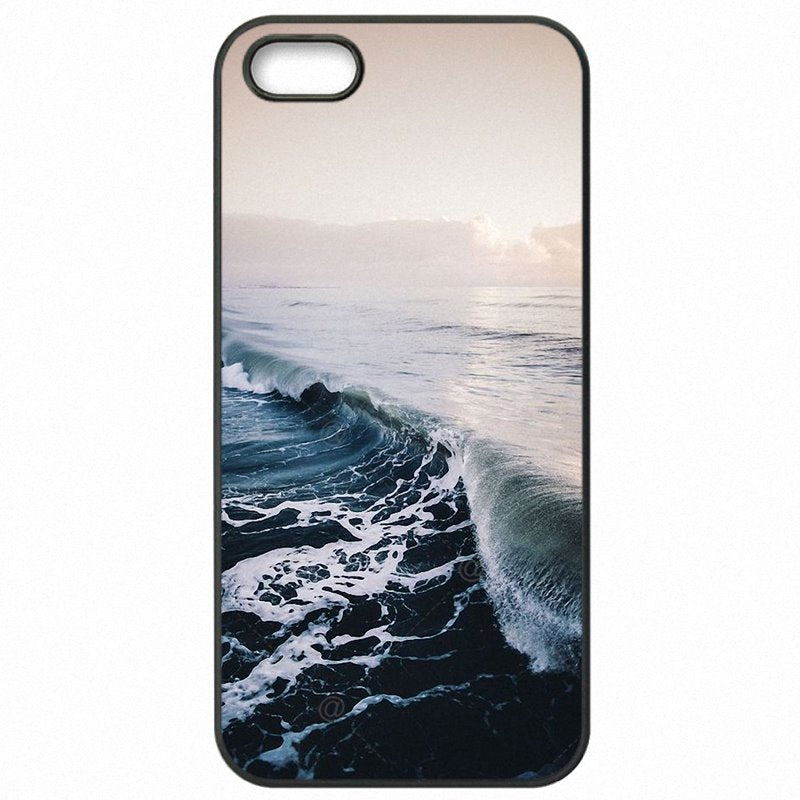 Protector Phone Shell Case For Google Case Summer nature sea blue Ocean Waves For LG Angler H79 H791 Best