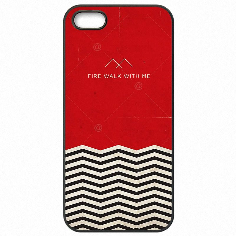 For Adults TV Series Welcome To Twin Peaks Red Sheriff Department For LG Google Nexus 5X Cell Phone Cases Cover For Google Case