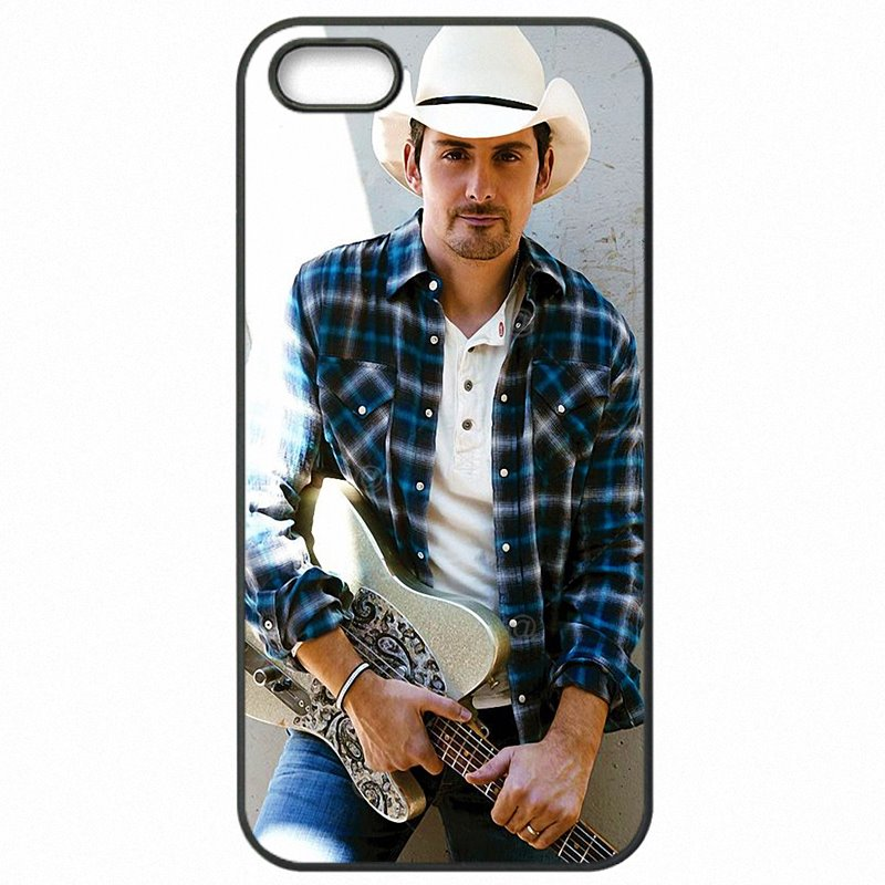 Black Friday For LG K10 LV5 Brad Paisley guitars American country music singer Plastic Phone Bags Case