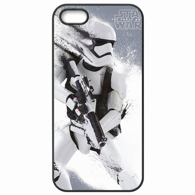 Arrival For LG K10 LV5 Star Wars 7 Star Wars The Force Awakens Poster For LG Case Cell Phone Bags Case