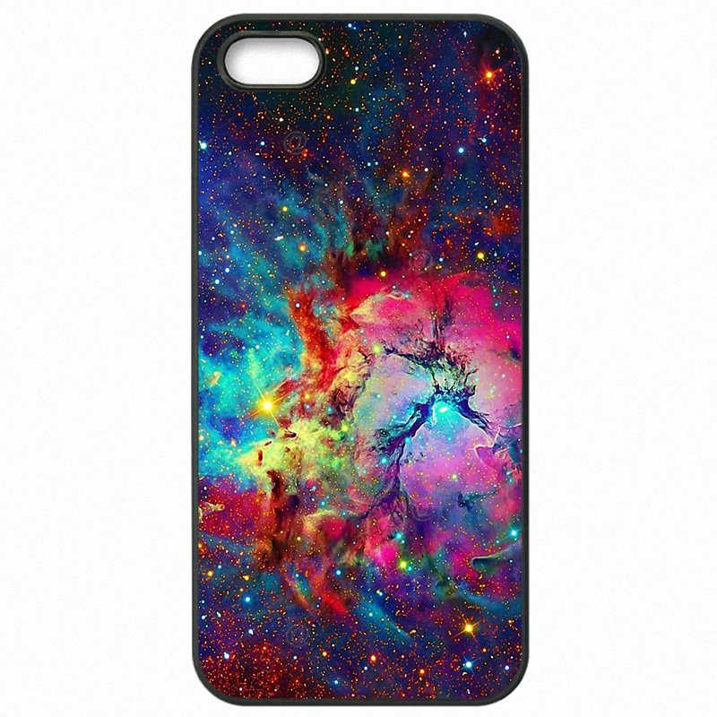 Hard Mobile Phone Cover Shell For Moto E2 XT1511 Crab Nebula Stars in Universe Space Infinity Originals For Motorola Case