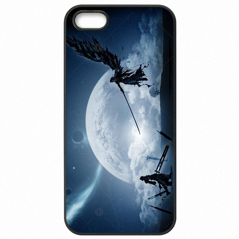 Accessories Pouches Accessories For Moto E2 4.5 inch Game Final Fantasy IX Advent Children Art For Youth For Motorola Case