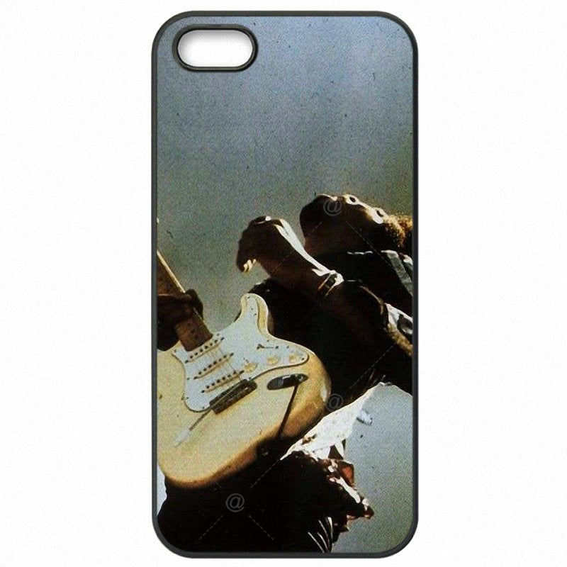 Hard Plastic Phone Bags Shell For Moto G4 Plus 5.5 Jimi Hendrix Electric guitar Rock music Art Discount Online