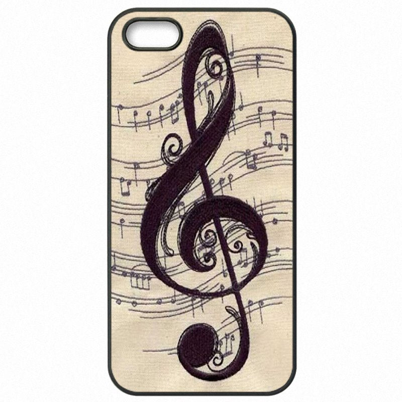 Hard Plastic Phone Shell For Moto E2 XT1527 Musical Notes Violin Classical Music Art Amazon For Motorola Case