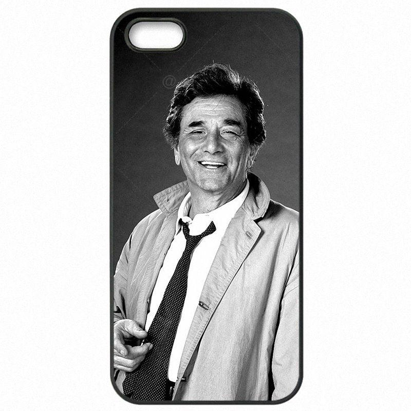 Accessories Pouches Cover Shell For Motorola Case Peter Falk American actor For Moto G4 Plus XT1644 Conveniency