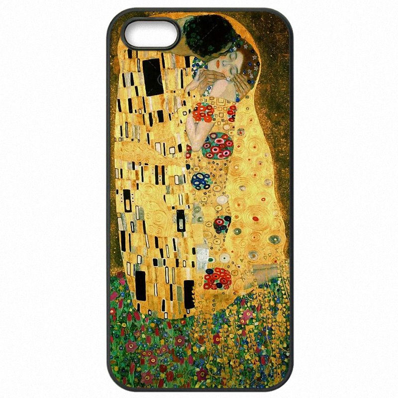 For Nokia Case Accessories Pouches Bags Shell Kiss by Gustav Klimt gold tears oil painting For Nokia Lumia 830 En Ligne
