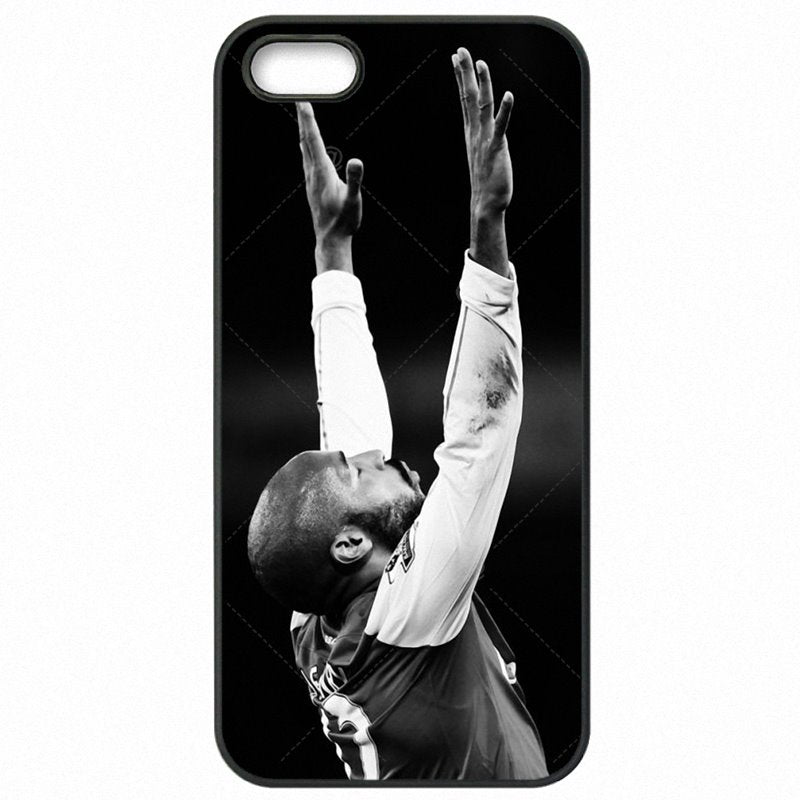 Colored Thierry Henry Legend Soccer Star For Nokia Lumia 830 Hard Plastic Phone Skin Case For Nokia Case