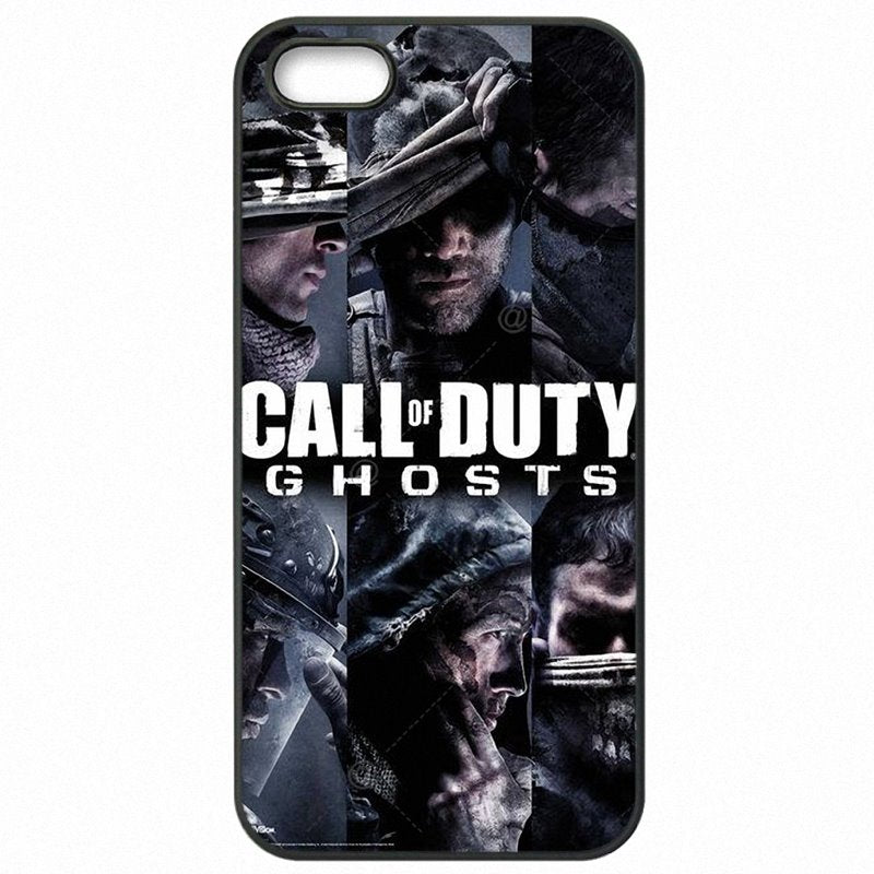 TPU Hard Phone Case Cover For One Plus Case Call of Duty black ops hd Art print Game Poster For OnePlus X 5.0 inch Original