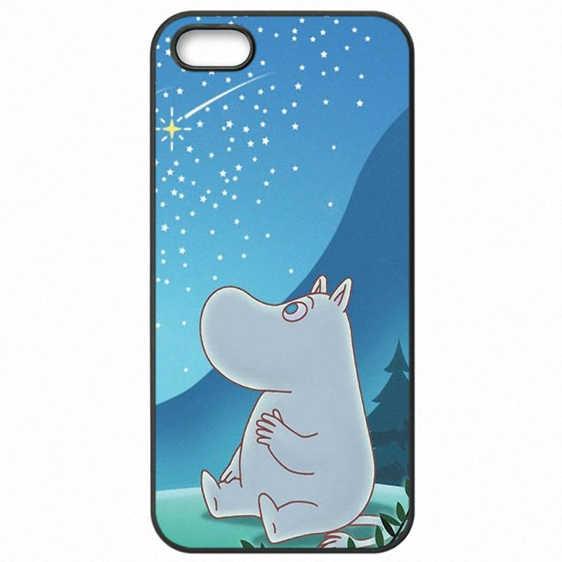 Hard Mobile Phone Capa For Samsung A9 Pro Cartoon Hippo Cute hippopotamus Moomin cards Snufkin Magasin