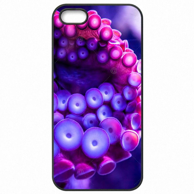 Hard Plastic Phone Fundas For Samsung Galaxy A5 2017 Marine organisms octopus Godlike Art Poster Large For Samsung Case