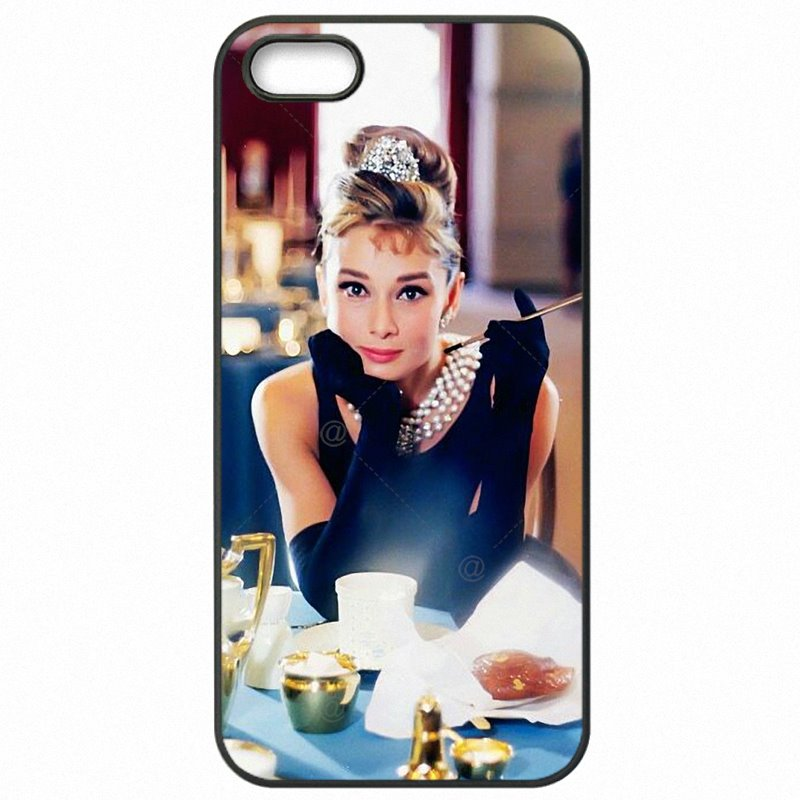 Black Friday For Galaxy S7 Edge G935V Pop Classic legend Lady star Audrey Hepburn For Samsung Case Cell Phone Cases Cover