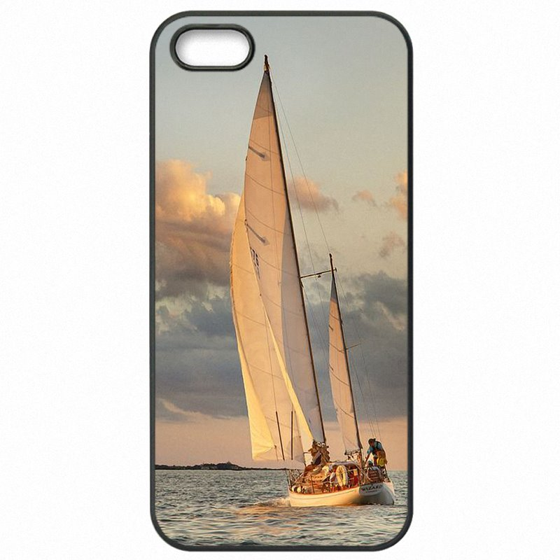 Youth Girls Super Moon Sailboat Sea Ocean Sunsets For Galaxy J2 2016 J210F Hard Mobile Phone Covers