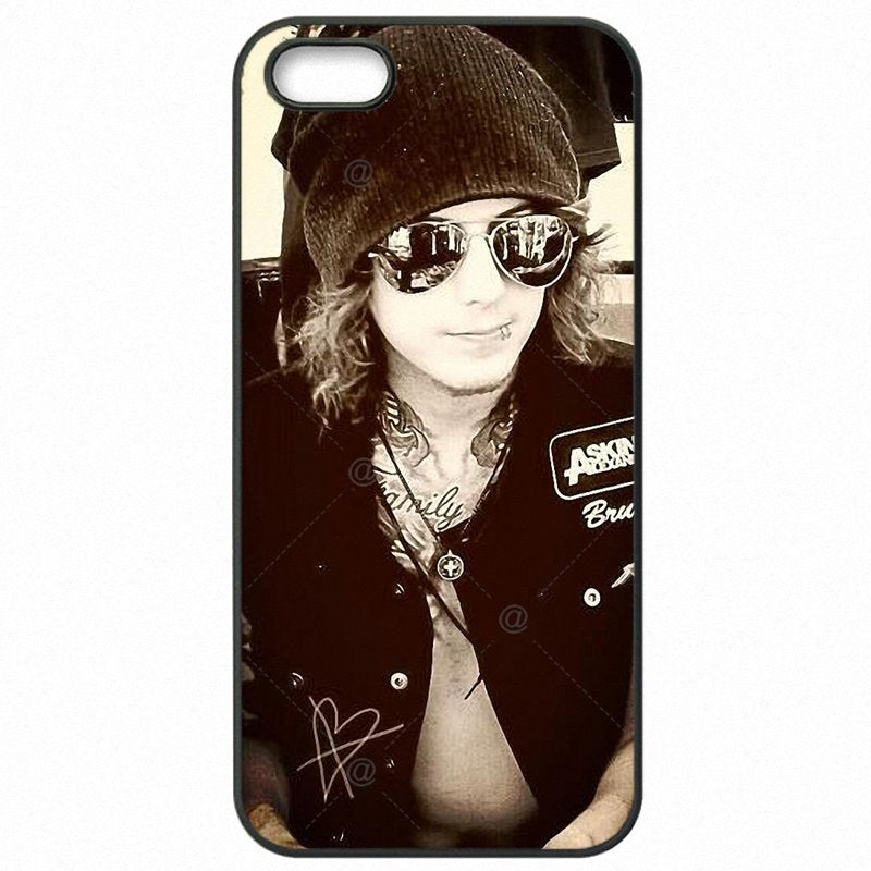 Hard Phone Cases For Sony Case Asking Alexandria The British Rock Band For Sony Xperia Z4 Mini Discount