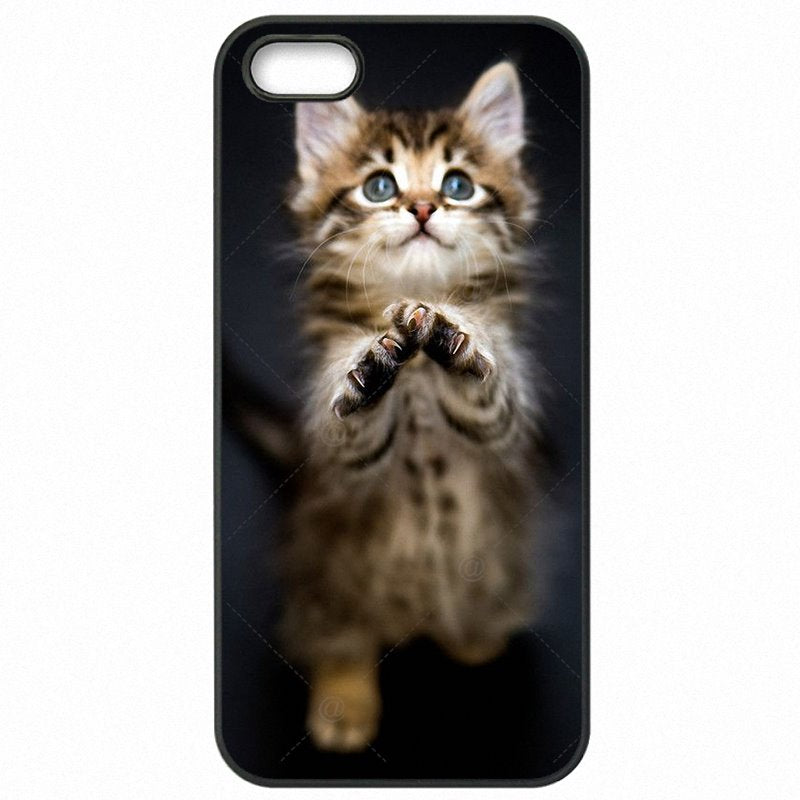 Women For Sony Xperia X Dual Pretty Praying Kittens Cats Print Poster For Sony Case Protector Phone Shell Case