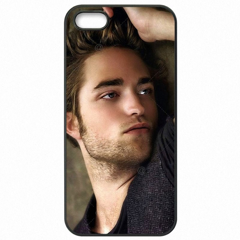 Nouvelles For Sony Xperia Z2 Mini Robert Pattinson Twilight Vampire Esquire UK For Sony Case Hard Plastic Phone Cases
