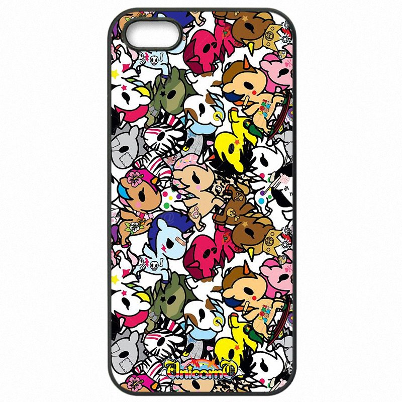 Hard Phone Case Capa For Sony Case Tokidoki Japanese Cartoon All Star Unicorno Donutella For Sony Z4 Compact E5663 Enjoy