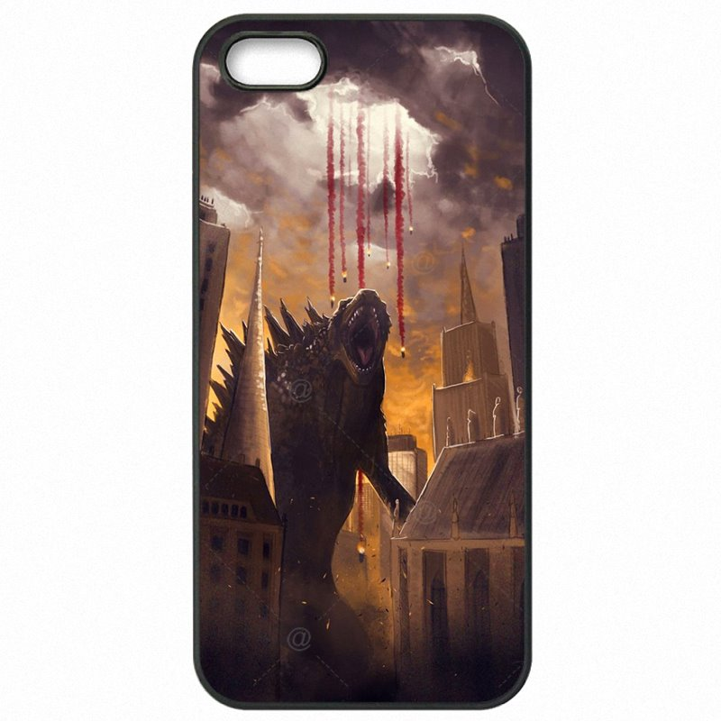 For Sony Case Cell Phone Skin Godzilla Fighting Destroy City For Sony Xperia Z3 D6653 For Children