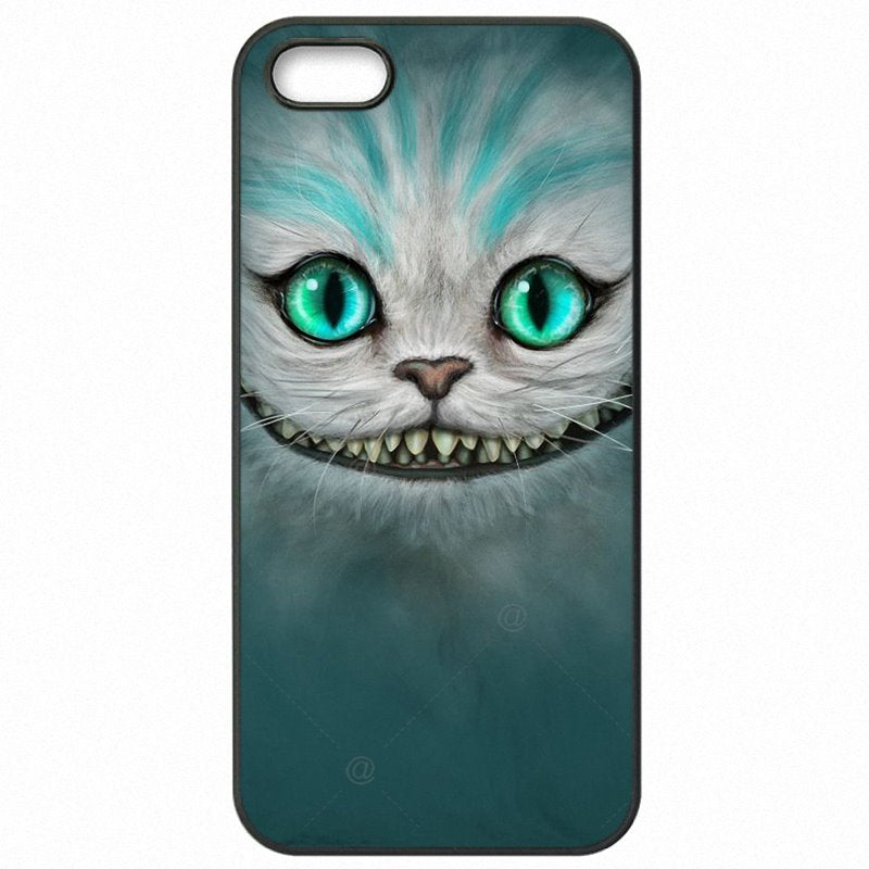 Classic Alice in Wonderland Cheshire Cat For Sony Xperia Z4 Mini Protective Phone Skin Shell For Sony Case