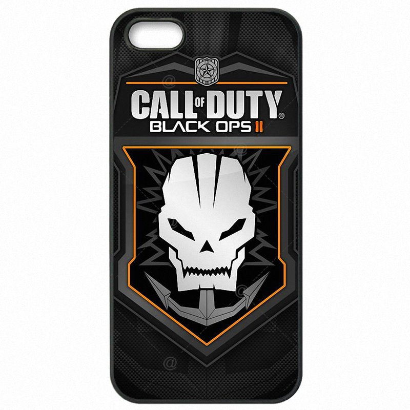 Mobile Phone Covers For Sony Case Call of Duty black ops hd Art print Game Poster For Sony Xperia Z4 Mini Lady