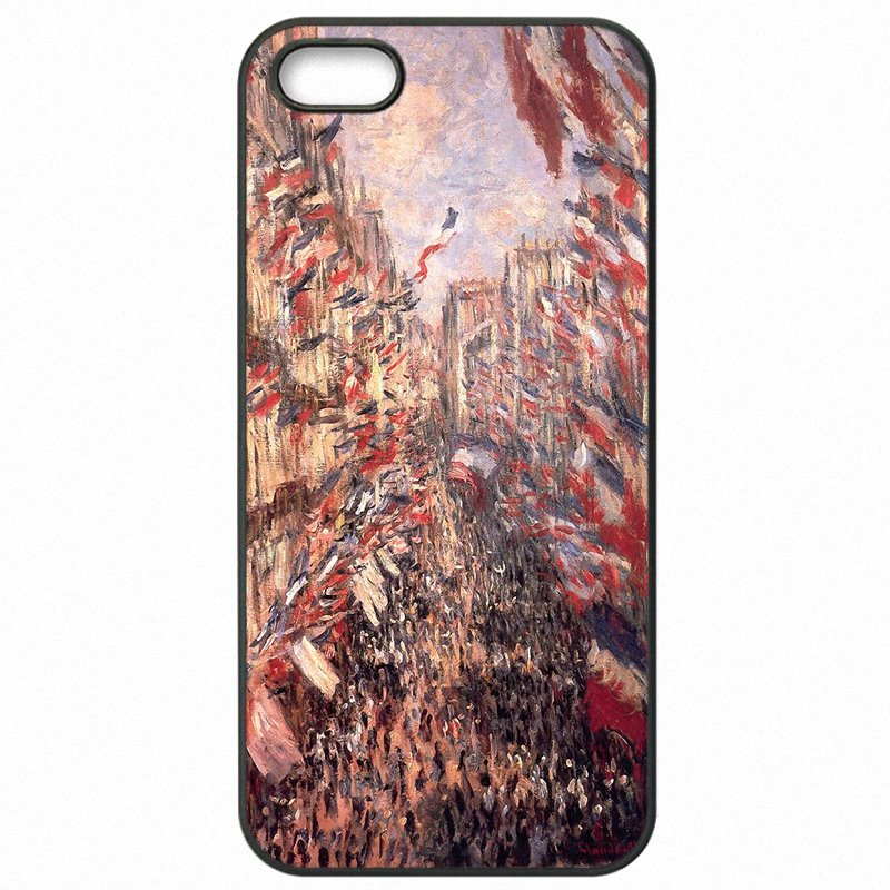For Sony Case Hard Phone Bags Shell Claude Monet Impressionism French painter oil painting For Sony Xperia Z4 Mini Kid