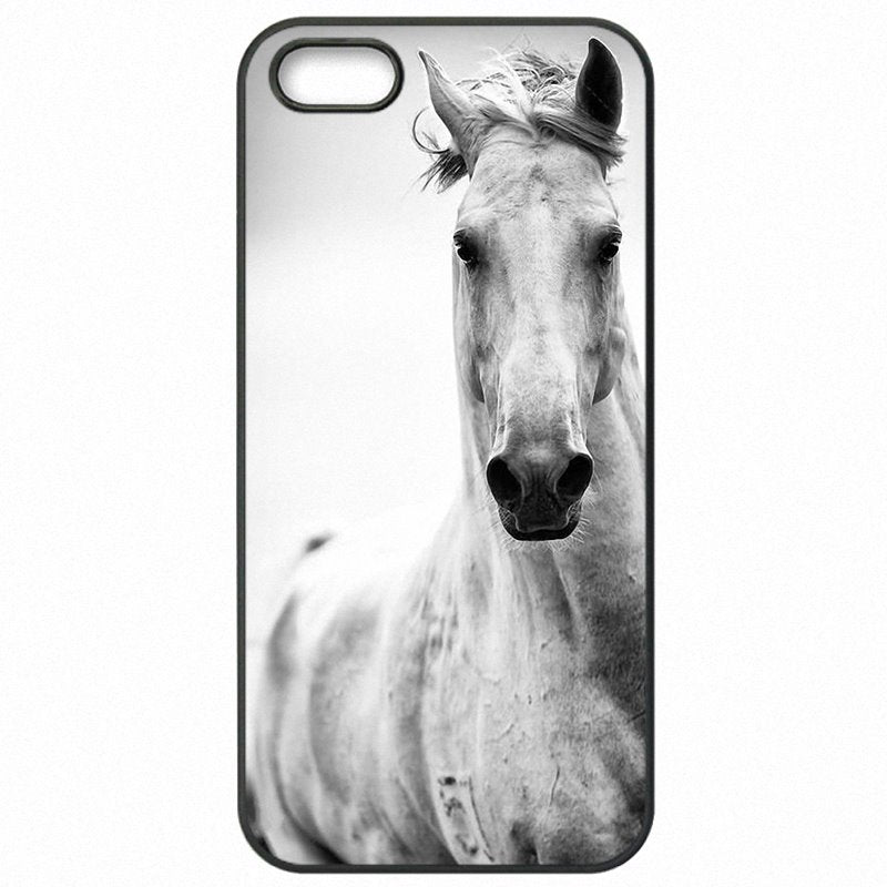 Accessories Pouches Shell Wild horses Running at sunset Poster For Sony Xperia A4 New Arrival