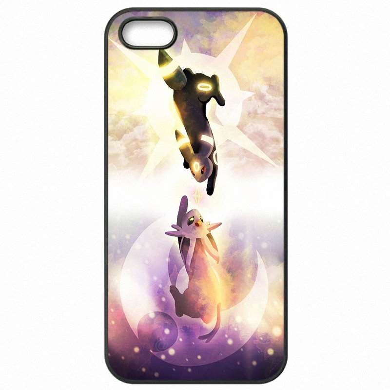 Cell Phone Skin For Sony Xperia Z4 Mini pokemon Glowing mystic shiny Umbreon Art Order For Sony Case