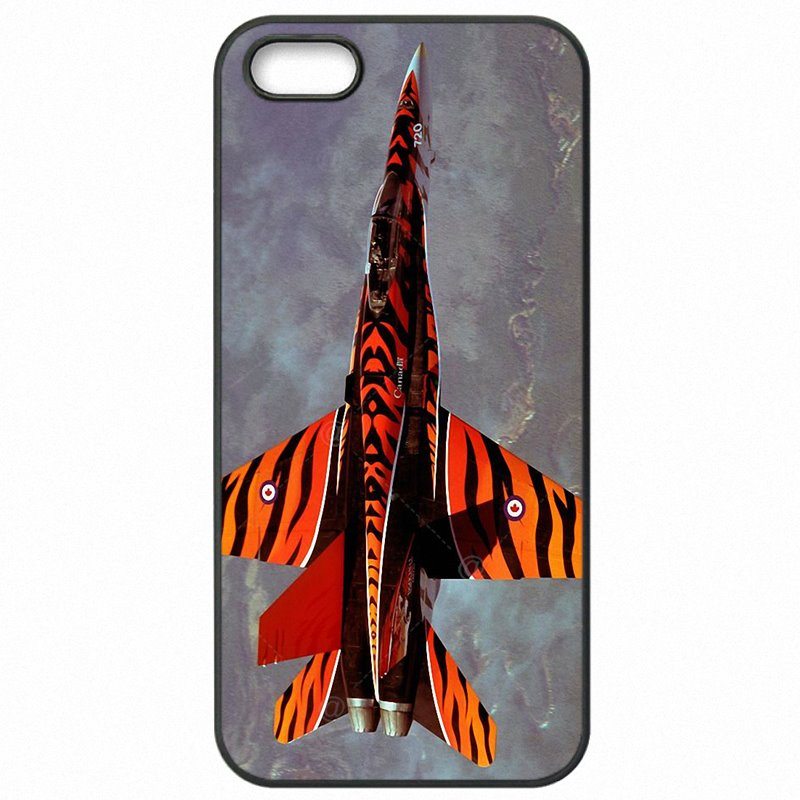 For iPhone Case Hard Mobile Phone Skin Fighting Falcon Fighter Aircraft War Plane For iPod Touch 6 Top Rated