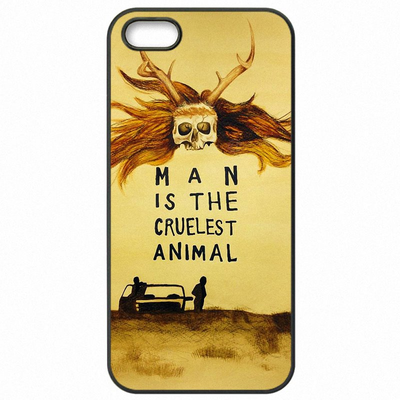 For Youth HBO Series True Detective Rust brand For iPod Touch 6 4 inch Plastic Phone Skin Case For iPhone Case