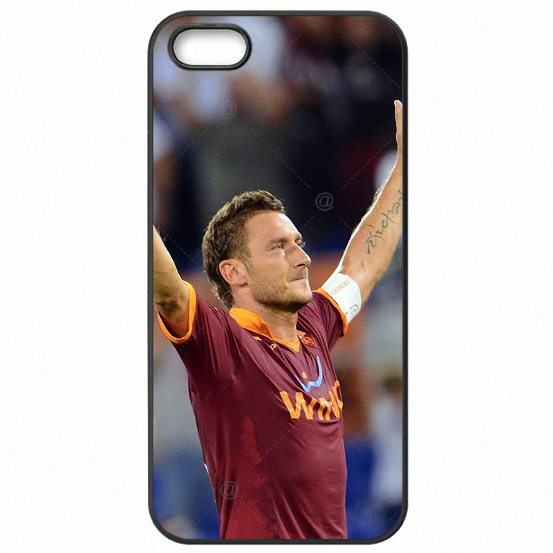 Mobile Phone Covers For Xiaomi Redmi 3 Francesco Totti AS Roma Football Soccer Star Kawaii